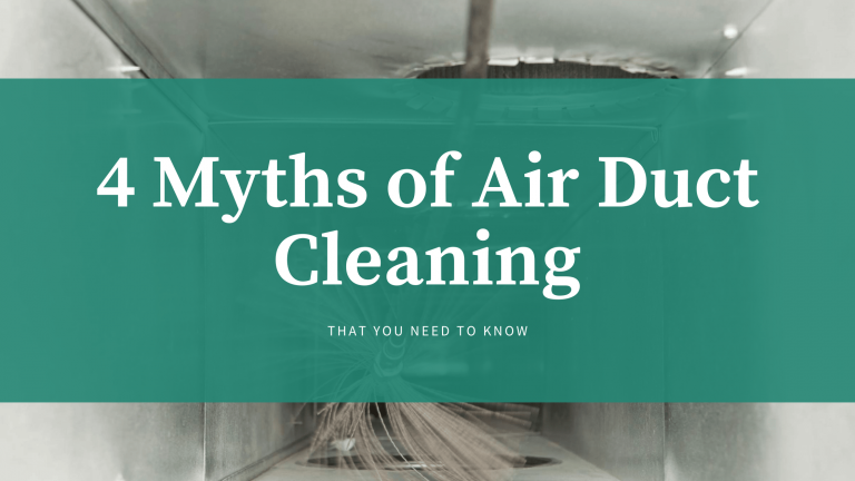 air duct cleaning myths