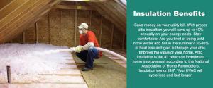 Attic Insulation Benefits